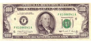 обмен старых долларов доллар 1990 года фото